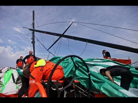 Breaking Point - Volvo Ocean Race 2011-12