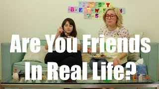 Are You Friends In Real Life? / Just Between Us
