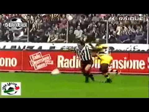 Serie A 1999-2000, day 33 Juventus - Parma 1-0 (Del Piero)