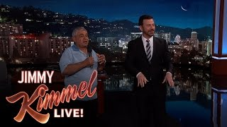 Behind the Scenes with Jimmy Kimmel and Audience (Reunited Couple + Yehya)