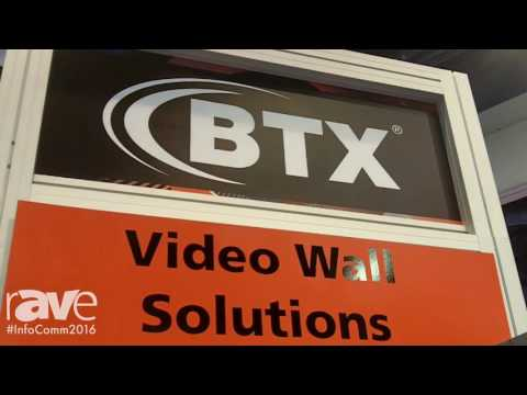 InfoComm 2016: BTX Technologies and Userful Show Video Wall Solutions