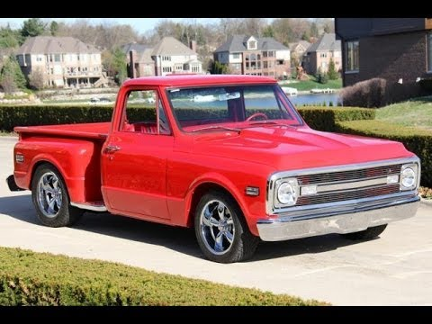 1969 Chevrolet C10 Pickup For Sale - YouTube