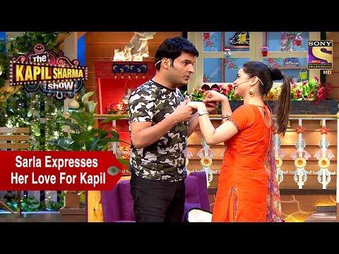 Sarla Expresses Her Love For Kapil - The Kapil Sharma Show thumbnail