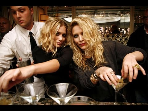 Olsen Twins Hair And Makeup Tutorial Bartender Look