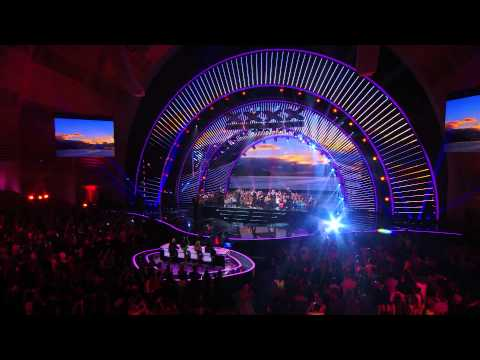 Backstreet Boys - in A World Like This & i Want It That Way  - America's Got Talent 2013 video