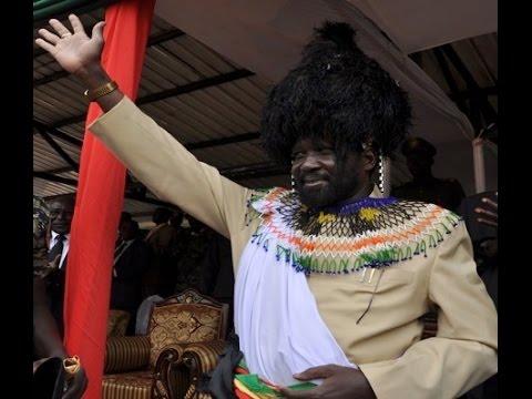 South Sudan Embassy in USA Celebrating 9 July 2015