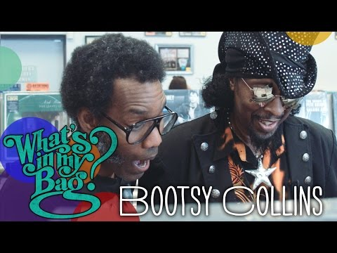 Bootsy Collins - What's In My Bag?