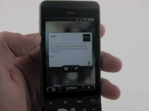 HTC Hero and Sense UI