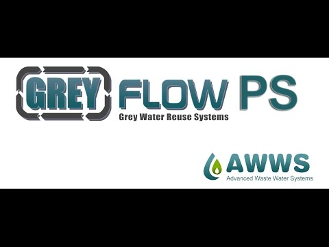 The Grey Flow PS - State of the Art Greywater Diverter