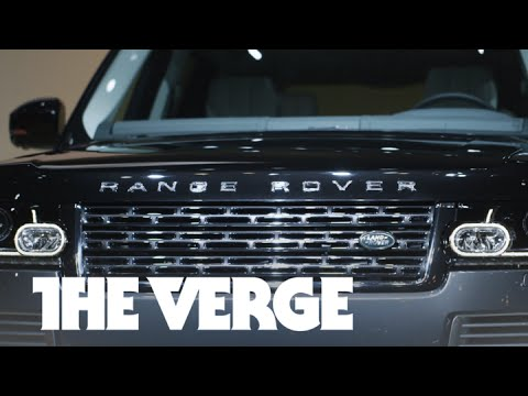 Land Rover's new SV Autobiography is a ridiculously expensive tailgating SUV