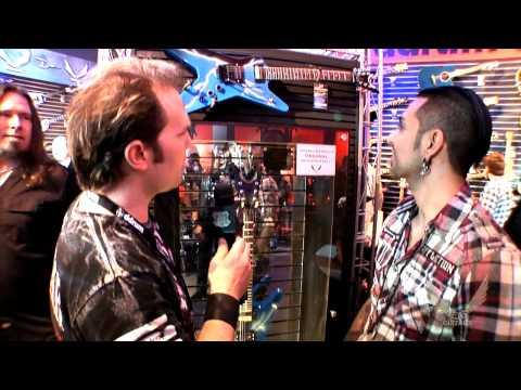 Dean Guitars 2015 N.A.M.M. Highlights - Jose Mangin Interview