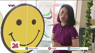 NỀN HÀNH CHÍNH NỤ CƯỜI TẠI UAE - Tin Tức VTV24