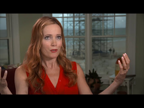 The Other Woman Interview - Leslie Mann (2014) - Cameron Diaz Comedy HD