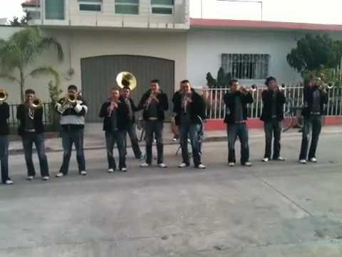 Banda guerreros del bajio. En chupicuaro Guanajuato.
