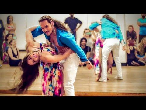 Ry'El (Henry Velandia) & Jessica Lamdon Return to Atlanta - Zouk Performance in Atlanta