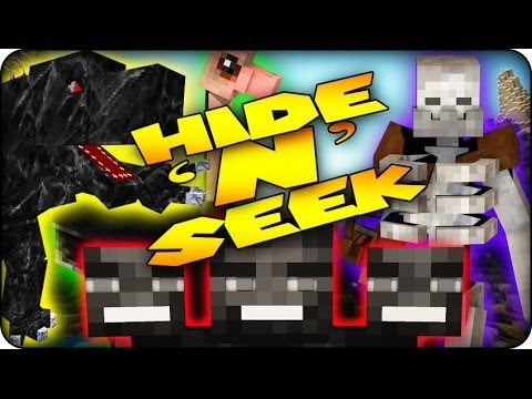 Minecraft Mods - MORPH MOD HIDE AND SEEK - Crazy Craft! (Orespawn Mod) #5