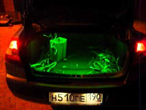 подсветка багажника+светомузыка Рено Меган 2 - Видеоинструкции: Как сделать своими руками
