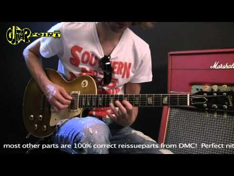 1952 / 1957 Gibson Les Paul Goldtop / GuitarPoint - Vintage