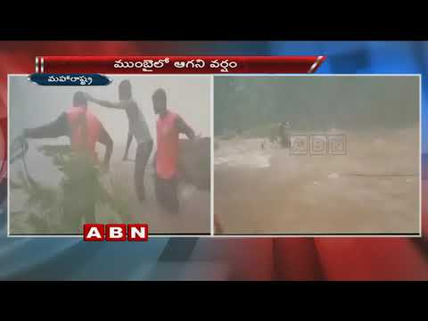 Maharashtra heavy rains | 13 stranded at waterfall rescued