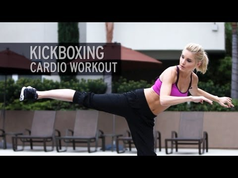 Kickboxing Cardio Workout Image 1