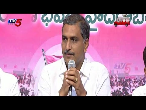 Harish Rao Satires on Jana Reddy and Ponnala : TV5 News