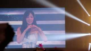 [fancam] 131110 Baby Baby event @ SNSD GG TOUR IN HONG KONG