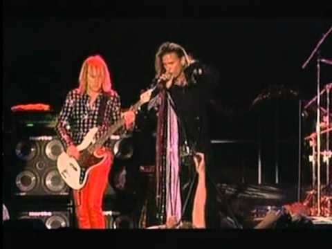 Aerosmith - Falling In Love Is Hard On The Knees