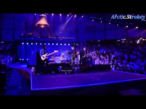 Arctic Monkeys.- Olympic Games London 2012