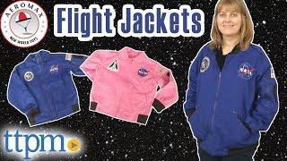 Special Edition Apollo 11 Flight Jackets from Aeromax