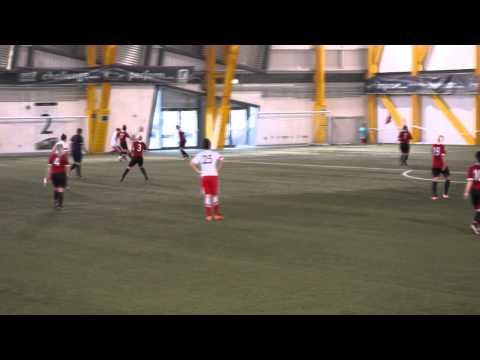 Spartans 4-1 Aberdeen - SWF Scottish Cup Semi Final 2014 Highlights