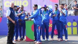 India vs Brazil | Final Match | CRIIIO Cricket Cup 2019