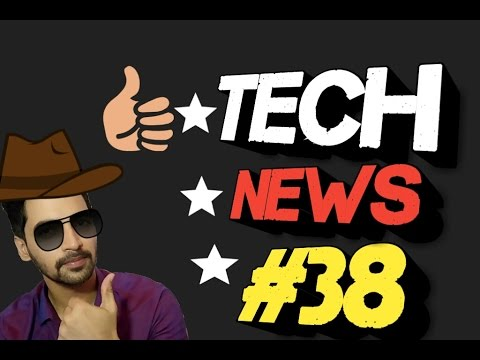 Tech News # 38 - Hyve Mobile, Moto Z India, Gione s6 Pro, Facebook Sms, Asus Notebook and more
