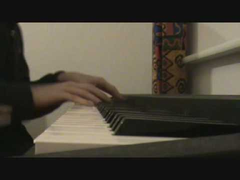 Sonata Arctica - Mary Lou - Piano ( Acoustic )