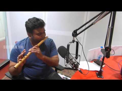 Navin Iyer   Flautist Composer   Suryan FM