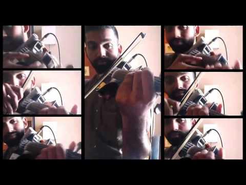 Chinna Thaai Aval - Strings Cover by Manoj Kumar