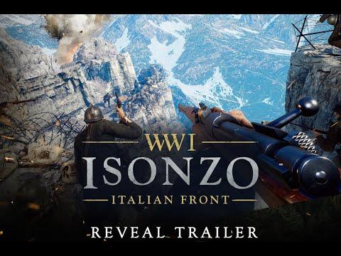 Isonzo Reveal Trailer I PC, Xbox Series X/S & Xbox One, PlayStation 5&4