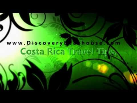 Costa Rica Travel Guide - Eating Out