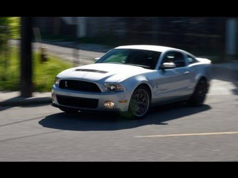 2011 Ford Mustang Shelby GT500 - Road Test - CAR and DRIVER