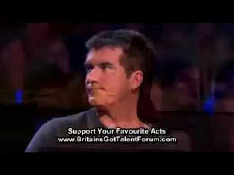 the funniest  of Britain got talent 2009 Music Videos