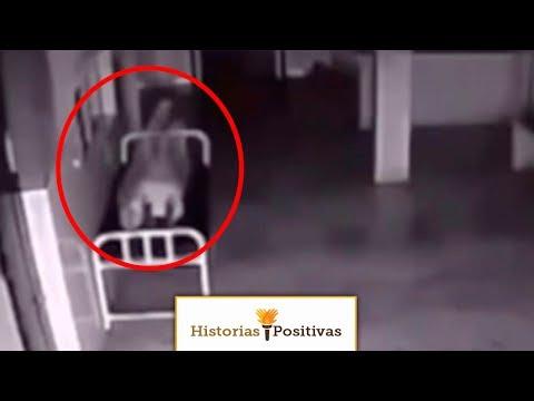 Mujer Muere En El Hospital – Lo Que Capta La Cámara Oculta En El Segundo 14 Da Escalofríos…