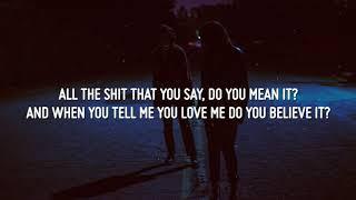 Khalid - Stay [ Official Song ] Lyrics / lyrics video