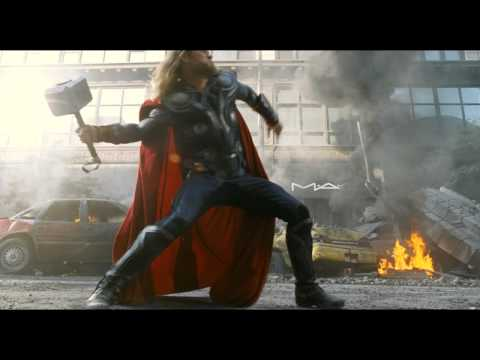 Marvel's The Avengers Video and Music Remix by estiu2000