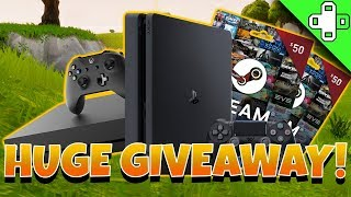 PS4/XBOX ONE GIVEAWAY - Funny Fortnite Moments 40