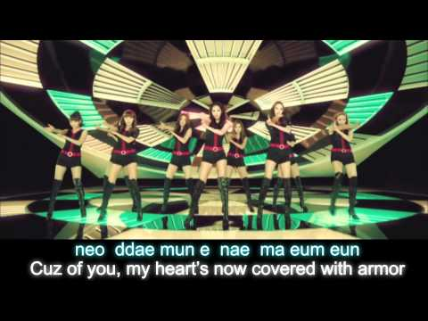 [kpopflow] (hd 1080p) Snsd - Hoot (eng Sub) video