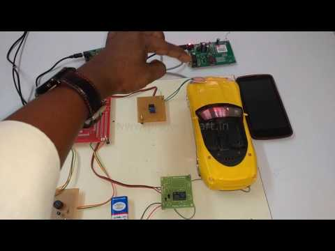 WIRELESS BLACK BOX USING MEMS ACCELEROMETER & GPS TRACKING FOR ACCIDENTAL MONITORING OF VEHICLES