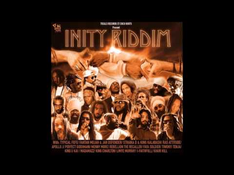 BRAND NEW 2016**RIDDIM INITY BY 7 SEALS RECORDS