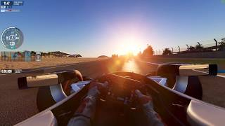 Project Cars 2 VR | IndyCar LE MANS AT 06:00AM