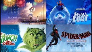 Những bộ phim hoạt hình sắp chiếu không thể bỏ qua