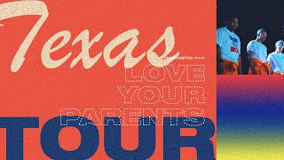 Love Your Parents Tour: Texas | BROCKHAMPTON