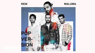 Reik Maluma Amigos Con Derechos Versión Pop Audio